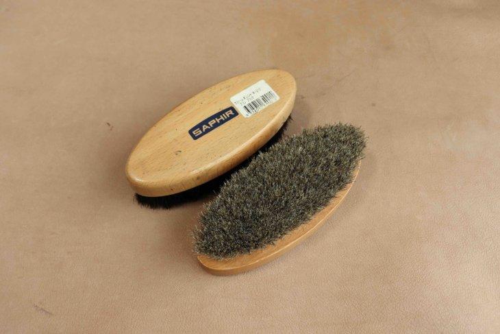 サフィール馬毛ブラシ